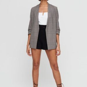 Babaton Power Check Blazer